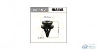 Клипса автомобильная (автокрепеж) MASUMA 167-KE