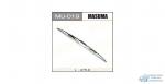 Щетка стеклоочистителя Masuma Nano Graphite 475мм (19) каркасная, с графитовым напылением, 1 шт
