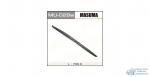Щетка стеклоочистителя Masuma Nano Graphite 700мм (28) каркасная зимняя, с графитовым напылением, 1 шт