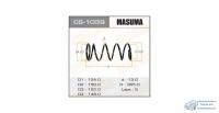 Пружина подвески Masuma front CORONA/ ST191