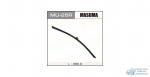 Щетка стеклоочистителя Masuma Rear 360мм (14) для заднего стекла, с графитовым напылением, 1 шт