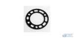 Проставки под литьё, толщина 8 мм, под 5 и 6 отверстий, PCD 139,7мм, комплект 2 шт.