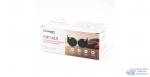 Сигн.звуковые CARFORT 12V, 3.2A, частота 480Hz/400Hz, диаметр 80мм, 2-рожка, коробка