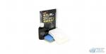 Полироль автомобильный SOFT 99 для кузова, восстанавливающий, для черных автомобилей, комплект (губка, салфетка, перчатка), бутылка, 100мл