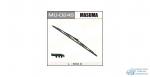 Щетка стеклоочистителя Masuma Optimum 600мм (24) каркасная, с графитовым напылением, 1 шт