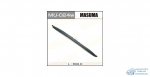 Щетка стеклоочистителя Masuma Nano Graphite 600мм (24) каркасная зимняя, с графитовым напылением, 1 шт