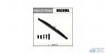 Щетка стеклоочистителя Masuma Optimum 400мм (16) каркасная зимняя, с графитовым напылением, 1 шт