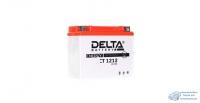 Аккумулятор для мото Delta AGM 12 Ач, CCA 180A, 150*87*132