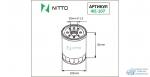 Фильтр масляный Nitto C-408/C-506