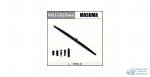 Щетка стеклоочистителя Masuma Optimum 650мм (26) каркасная зимняя, с графитовым напылением, 1 шт