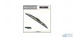 Щетка стеклоочистителя Masuma Optimum 300мм (12) каркасная, с графитовым напылением, 1 шт