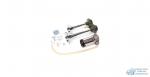 Сигн.звуковые Cicada 12v Клаксон, 2-рожка, Хром, с компрессором, коробка