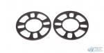 Проставки под литьё, толщина 8 мм, под 4 отверстия, PCD 100мм, комплект 2 шт.