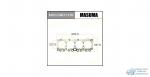 Прокладка Голов.блока Masuma 4BE1 (1/10)