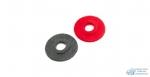 Прокладка клеммы АКБ AUTOPROFI противоокислительная, универсальный размер, спецвойлок, 2 шт., 1/200