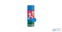 яКраска-аэрозоль ABRO флуоресцентная Синяя, аэроз. 473мл (1/12 )