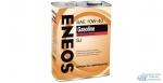 Масло моторное Eneos Gasoline 10w40 SJ минеральное, для бензинового двигателя 4л