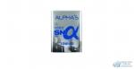 Масло моторное ALPHA-S 10w40 SN, синтетическое, для бензинового двигателя 4л
