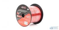 Силовой кабель красный 8AWG цена за 1 метр (бухта 50м)