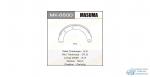 Колодки барабанные Masuma R-3027,MMC-Canter (parking) (1/16)