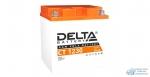 Аккумулятор для мото Delta AGM 30 Ач, CCA 300A, 168*126*175