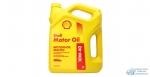 Масло моторное Shell Motor Oil 10W40 SL/CF полусинтетическое , универсальное 4л