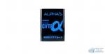 Масло трансмиссионное ALPHA-S CVTF 4л