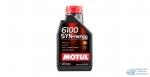 Масло моторное MOTUL 6100 Synergie 5W30 SL/SN/CF полусинтетическое, универсальное 1л