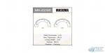Колодки барабанные Masuma R-1062,T-Dyna (parking) (1/16)
