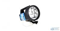 Фонарь аккумуляторный со светодиодами (заряд.220V) (1/10)