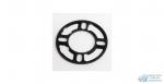 Проставки под литьё, толщина 6 мм, под 4 и 5 отверстий, PCD 100/114,3мм, комплект 2 шт.