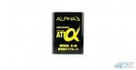 Масло трансмиссионное ALPHA-S ATF 4л