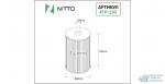Фильтр масляный Nitto O-115