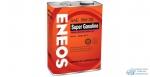 Масло моторное Eneos Gasoline SUPER 5w30 SL полусинтетическое, для бензинового двигателя 4л