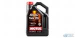 Масло моторное MOTUL 8100 Eco-lite 5W30 SN/CF синтетическое, универсальное 4л
