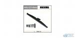 Щетка стеклоочистителя Masuma Optimum 350мм (14) каркасная зимняя, с графитовым напылением, 1 шт