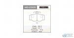 Колодки дисковые MASUMA ALMERA, ALMERA TINO/ N16E rear (1/16)
