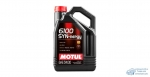 Масло моторное MOTUL 6100 Synergie 5W30 SL/SN/CF полусинтетическое, универсальное 4л