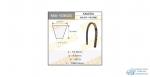 Ремень клиновидный Masuma OEM_WL61-18-381