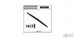 Щетка стеклоочистителя Masuma Optimum 550мм (22) каркасная зимняя, с графитовым напылением, 1 шт
