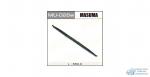 Щетка стеклоочистителя Masuma Nano Graphite 650мм (26) каркасная зимняя, с графитовым напылением, 1 шт