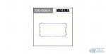 Прокладка клапанной крышки MASUMA CRV.B20B.B18B.B18C