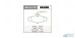 Колодки дисковые MASUMA PEUGEOT/406/V1600, V1800, V1900 front (1/12)