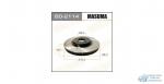 Диск тормозной MASUMA front MURANO/ Z50