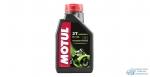 Масло для мотоциклов MOTUL 510 полусинтетическое, 2-х тактное 1л