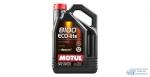 Масло моторное MOTUL 8100 Eco- lite 0W20 SM/SN/CF синтетическое, универсальное 5л