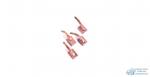 Щетки стартера FCC 7х12х16mm, к-т4шт