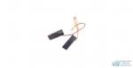 Щетки генератора FCC 5х7х20mm, к-т2шт (1/20) (тоже FN-365)