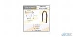 Ремень клиновидный Masuma OEM_WL01-18-381