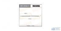 Шланг тормозной Masuma T- /front/ Rav 4 #CA2# RH